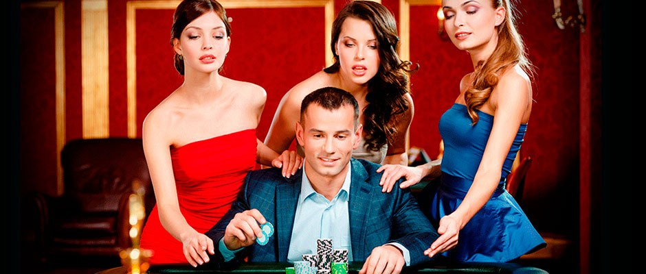 Image result for gambling women